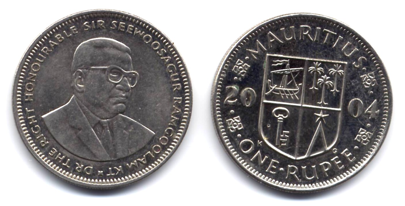 Mauritius Currency - coin